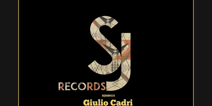 SJRS0133 Giulio Cadri Tribes EP
