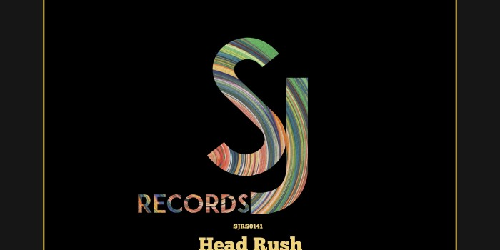 SJRS0141 Head Rush Spin Around EP